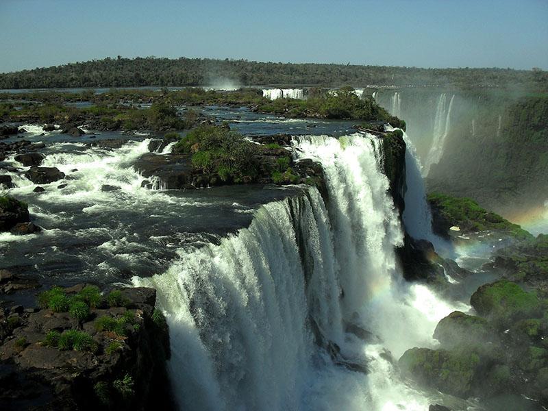 Roteiro de viagem pelo Brasil