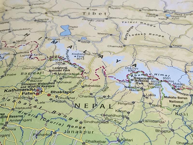 Turismo no Nepal