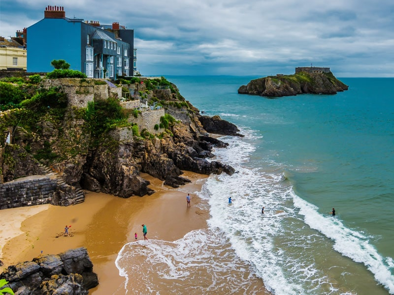 Roteiro pelo País de Gales