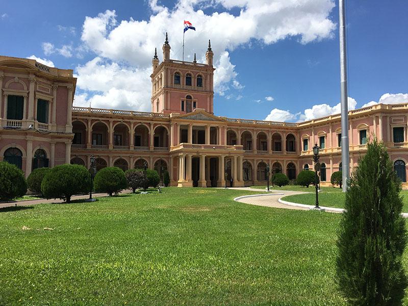 Roteiro pelo Paraguai