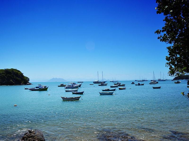 Sugestão de viagem pelo Rio de Janeiro