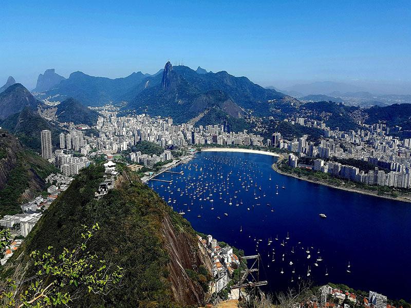 Roteiro de viagem no Rio de Janeiro