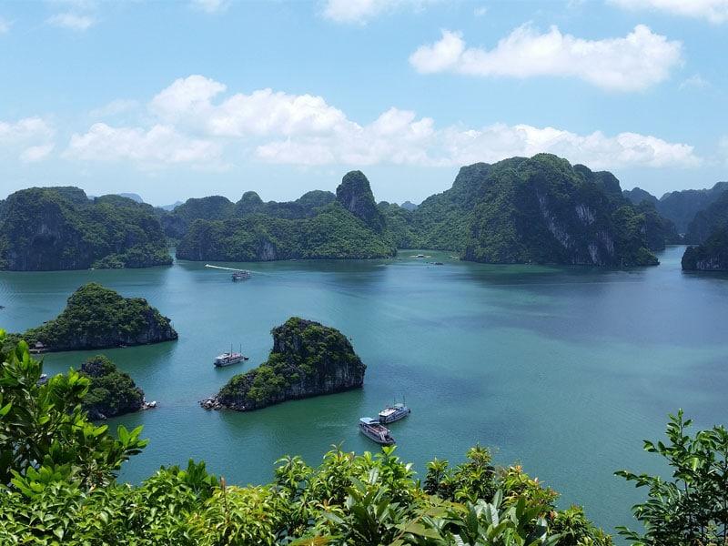 Roteiro de viagem pelo Vietnã