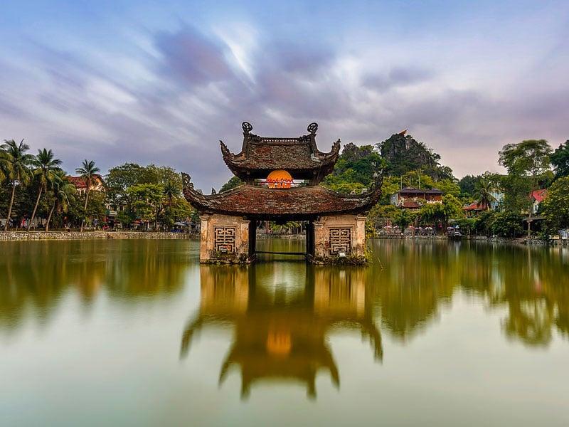 Mochilão no Vietnã
