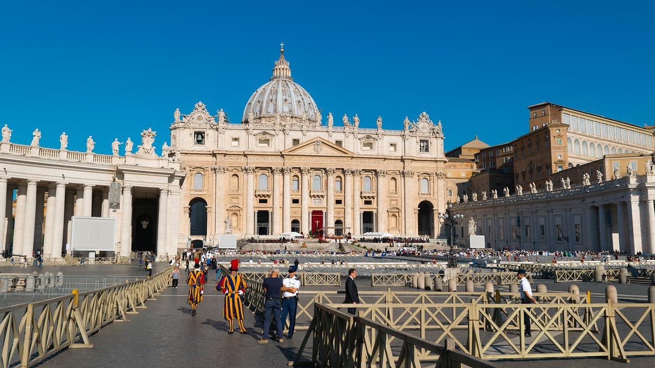 o que visitar em roma