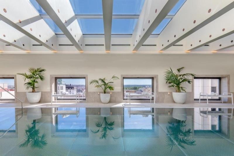 Hotéis cinco estrelas de Madrid