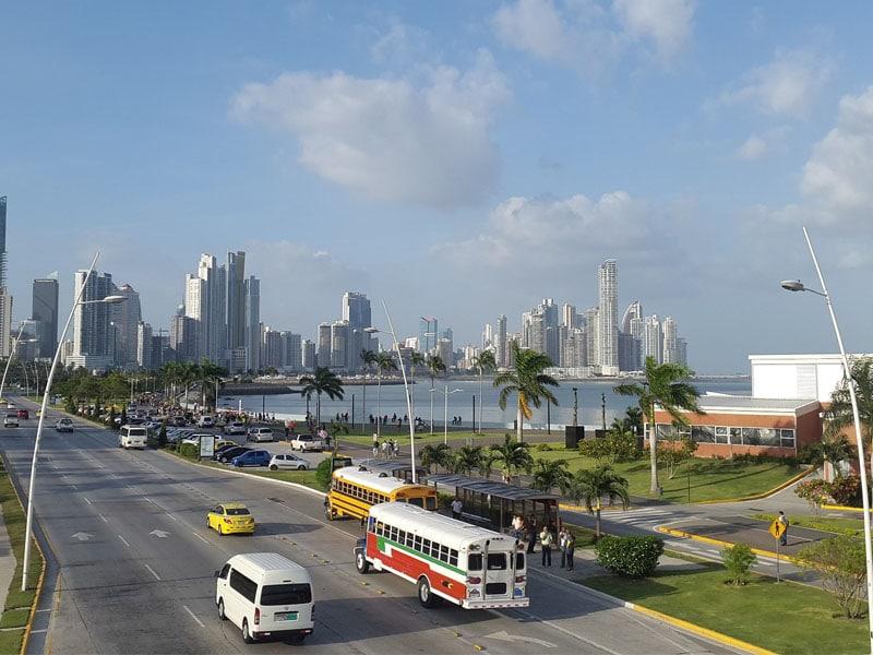Dicas de viagem pelo Panamá, na América Central