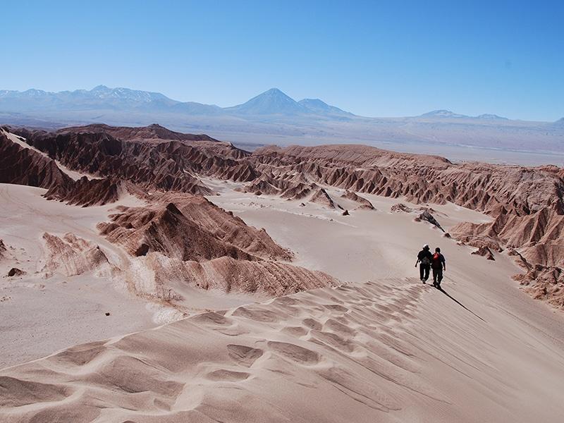 Onde viajar pela América do Sul