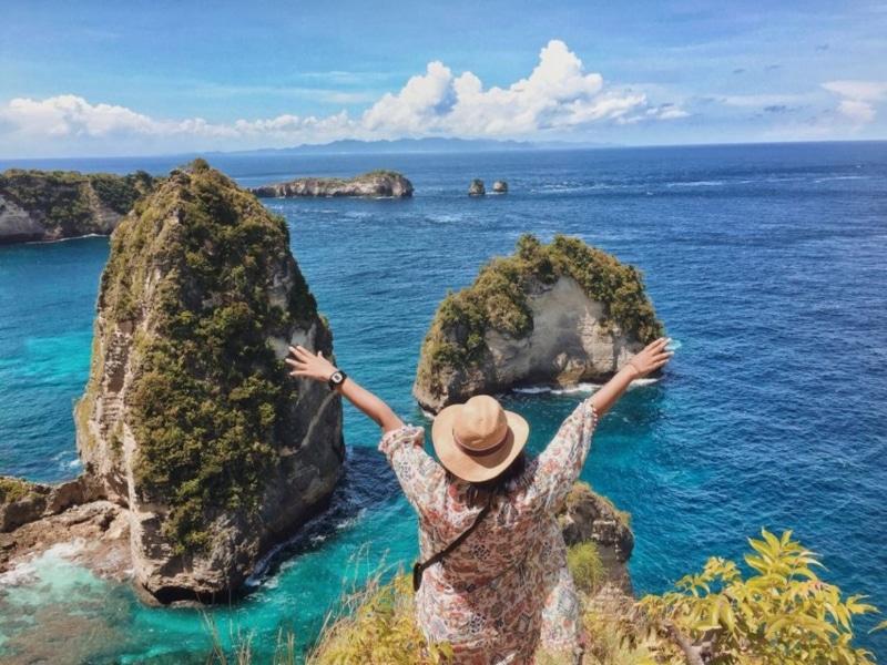 Bali para brasileiros