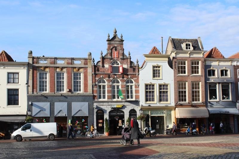 Bate e volta de Amsterdam
