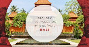 Passeios imperdíveis em Bali