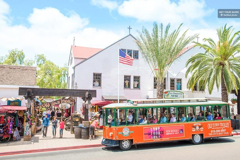 Pontos turísticos de San Diego em 1 dia