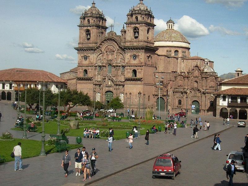 Roteiro no Peru