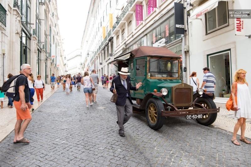 Tour guiado em Lisboa