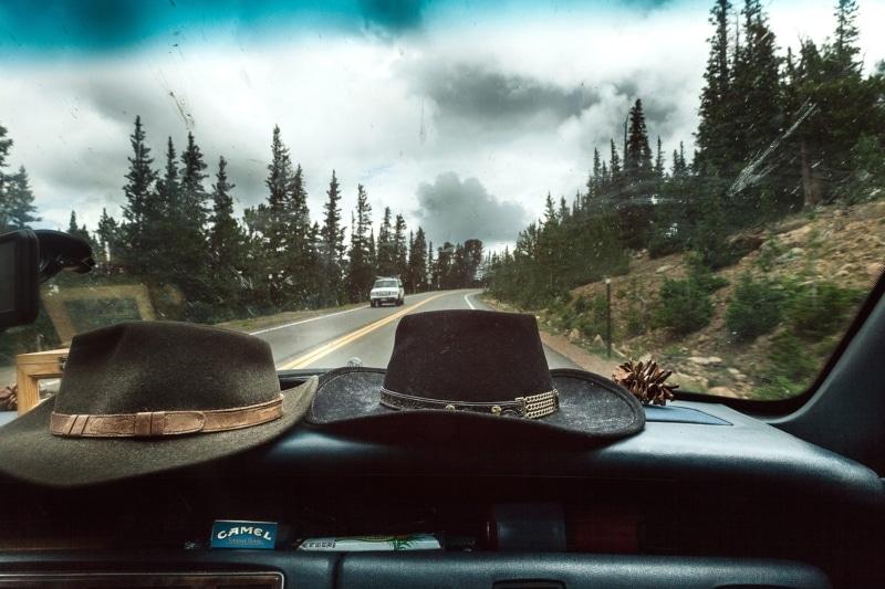 Viagem com RentCars