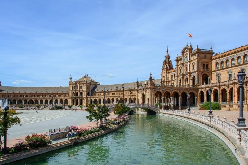 Tour pela Espanha