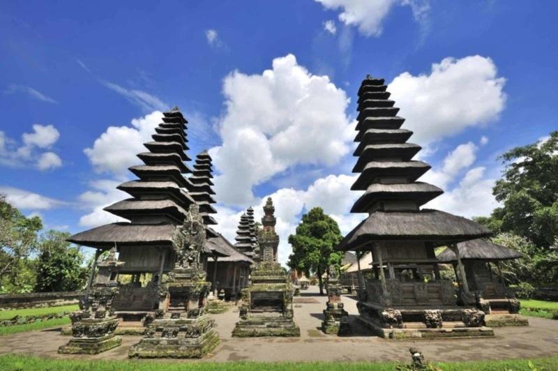 Melhores templos de Bali