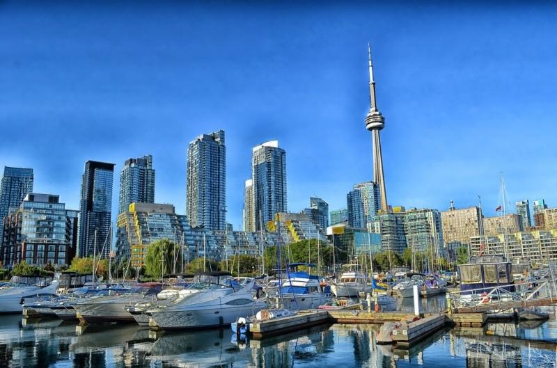 O que fazer em Toronto no verão