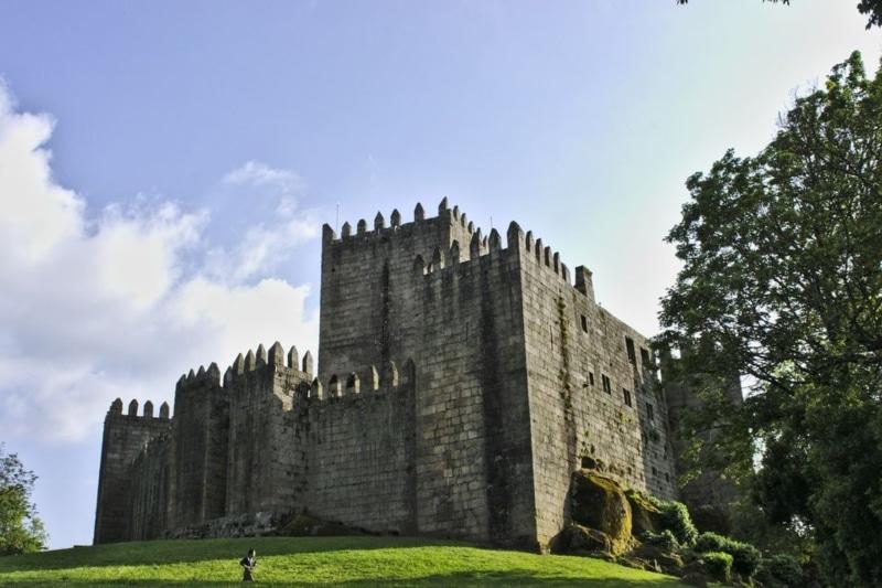 Tour em castelo português