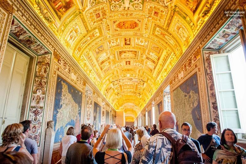 Tours com guia na Itália