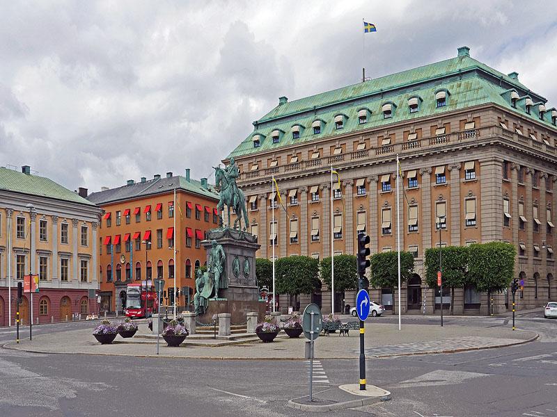 Roteiro de viagem pela Suécia