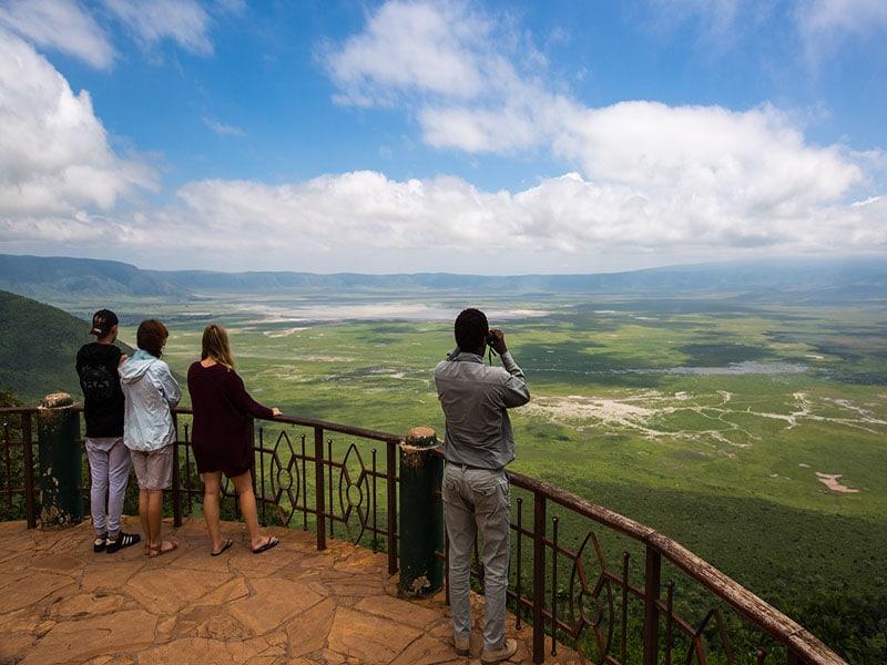 Turismo na Tanzânia