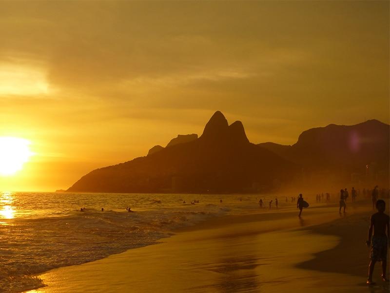 Passeios na América do Sul