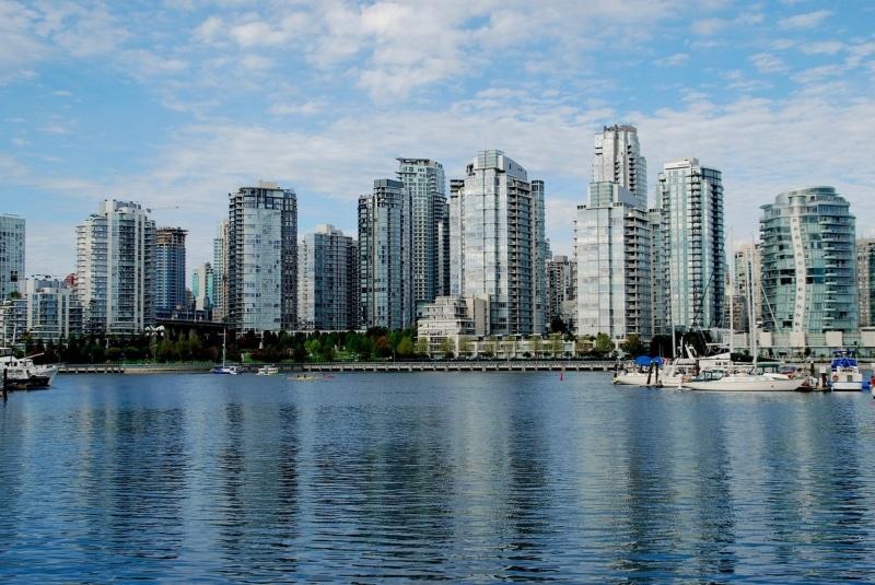 Verão em Vancouver