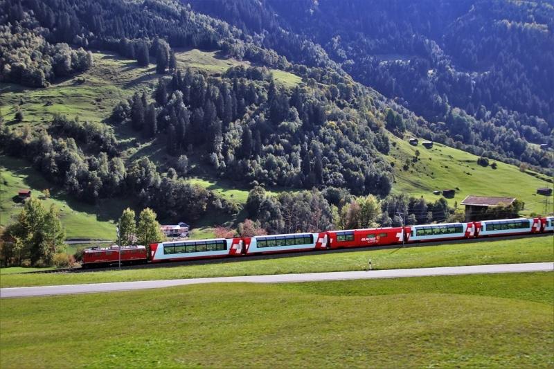 Viagem barata para a Suíça