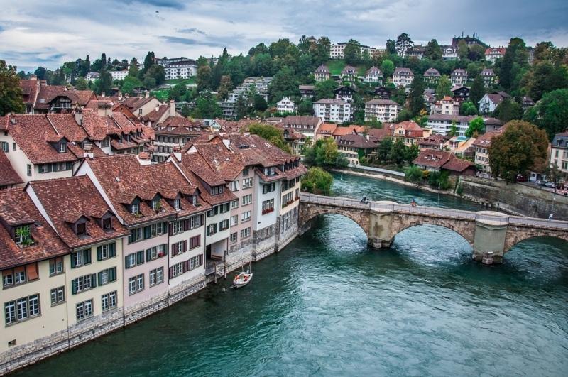 Visto para Suíça