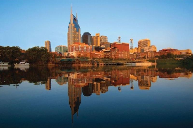 Passeio narrado em Nashville