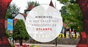 Cidades perto de Atlanta para visitar