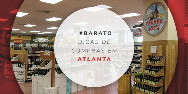 Onde comprar lembrancinhas em Atlanta