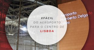Como sair do aeroporto de Lisboa