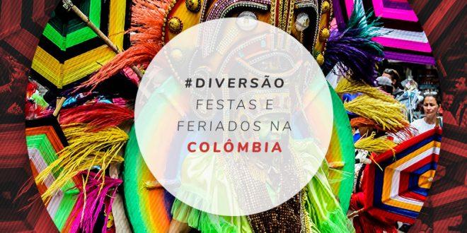 Festas na Colômbia