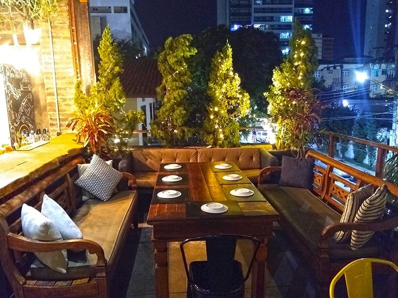 Restaurantes mais famosos de Fortaleza