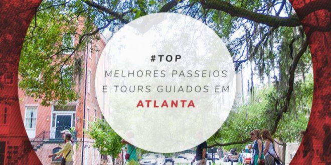 Tours guiados em Atlanta