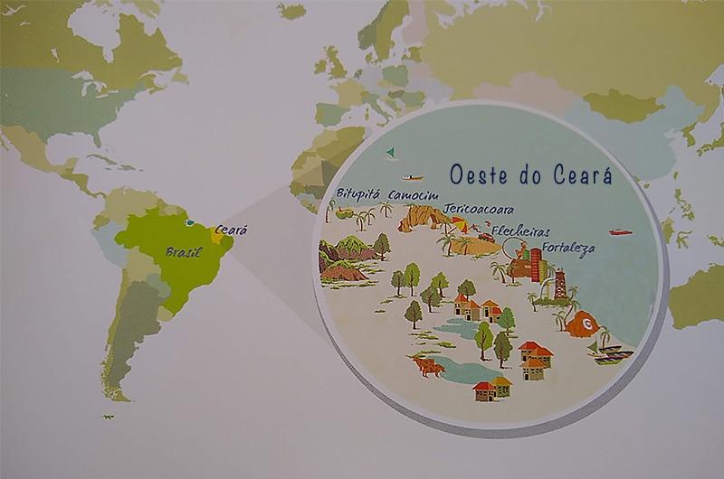Praias do Oeste do Ceará
