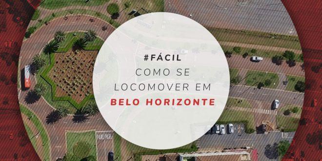 Andar de ônibus em Belo Horizonte