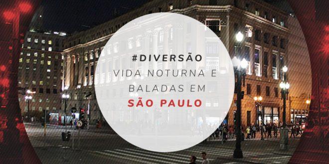 Baladas em São Paulo