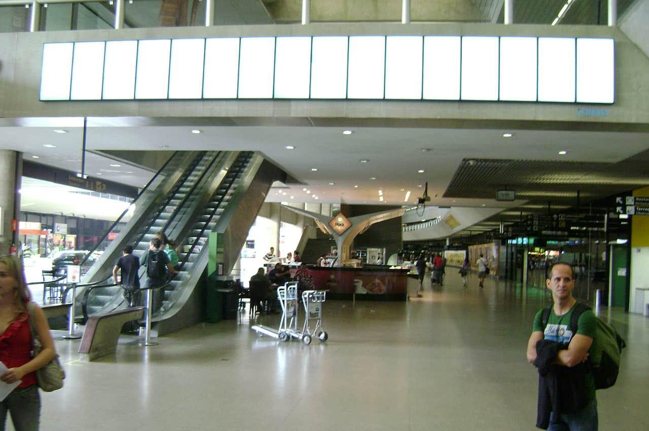 aeroporto de confins bh