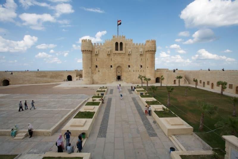 Tour em Alexandria no Egito
