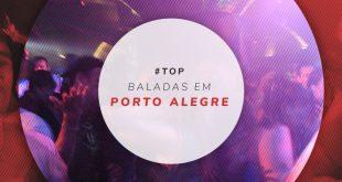 Baladas em Porto Alegre