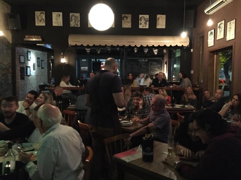 Bar com teatro em Porto Alegre