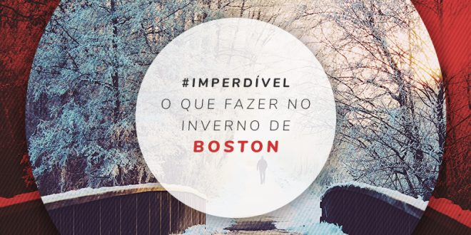 Boston no inverno