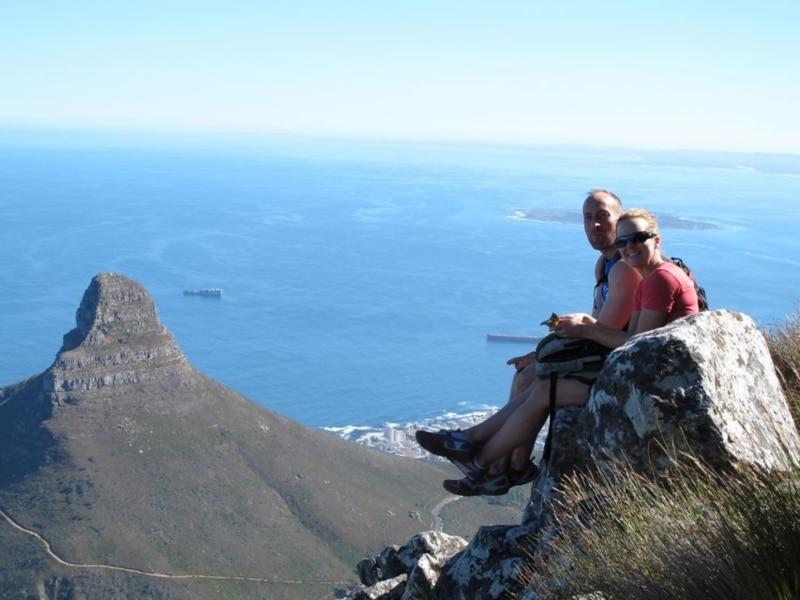 Cape Town das alturas