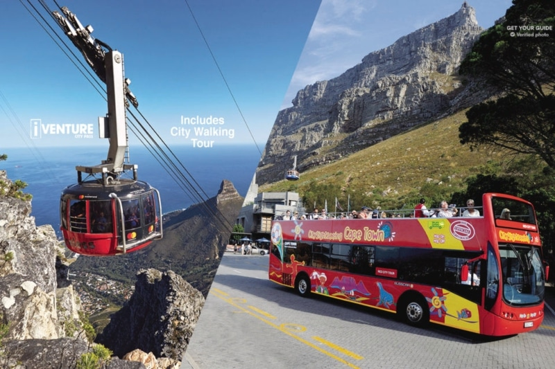 Melhores passeios em Cape Town