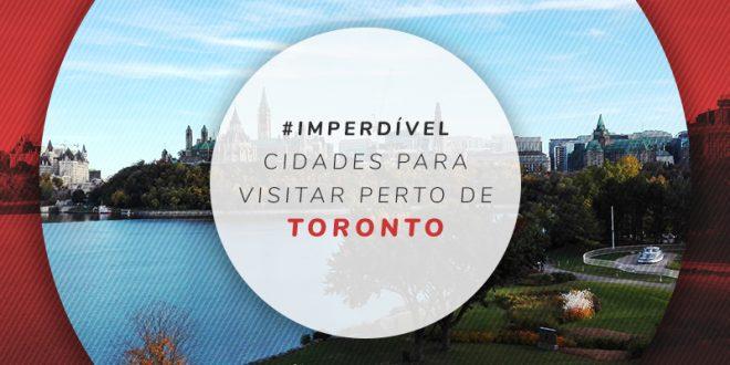 Cidades perto de Toronto