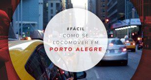 Como se locomover em Porto Alegre