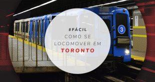 Como se locomover em Toronto